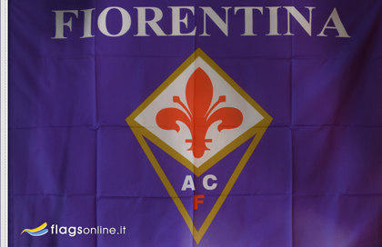 Flag Fiorentina Official