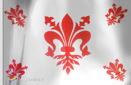 Flag Firenze Giglio