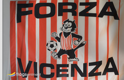 Flag Vicenza Forza Storica