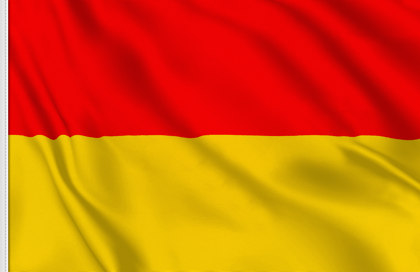 Flag Yellow-Red