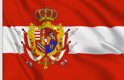 Flag Grand Duchy of Tuscany