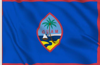 Flag Guam