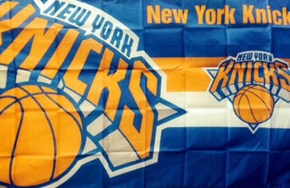 Flag New York Knicks