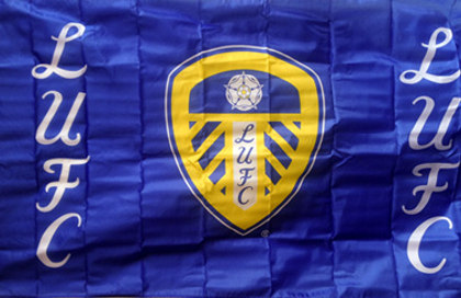Bandera Leeds United AFC