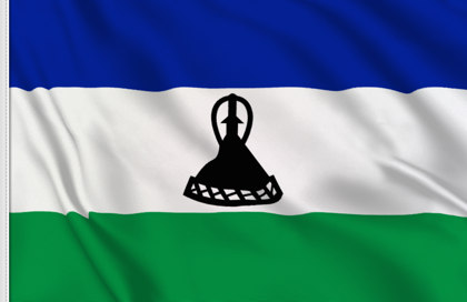 Flag Lesotho 2006