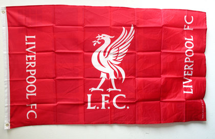 Flag Liverpool Football Club