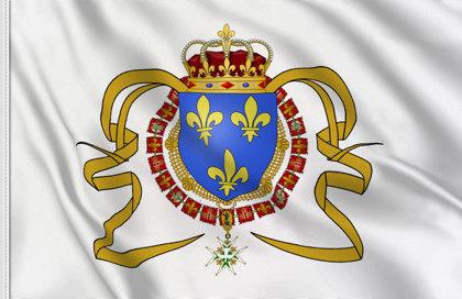 Bandera Luis XIV de Francia
