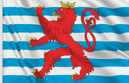 Bandera Luxemburgo Marina Mercante
