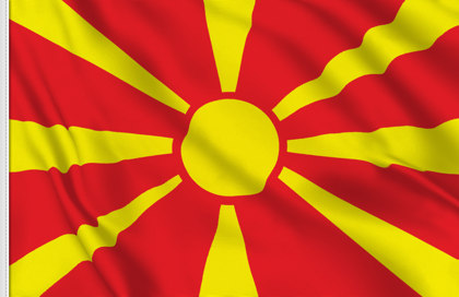 Bandera Macedonia