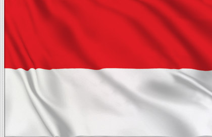 Flag Monaco