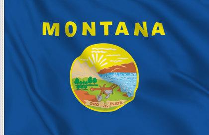 Flag Montana