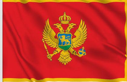 Flag Montenegro