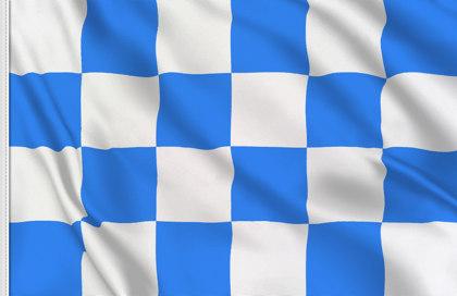 Bandera Letra N