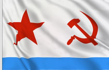 Bandera Marina Militar Sovietica