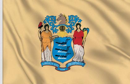 Bandera New-Jersey