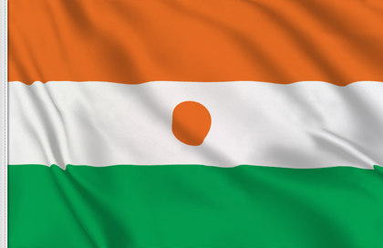 Niger Table Flag