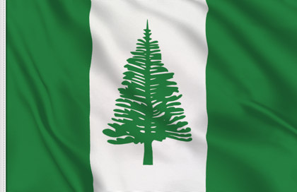 Flag Norfolk Island