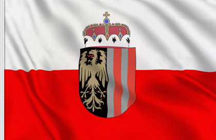 Flag Upper Austria