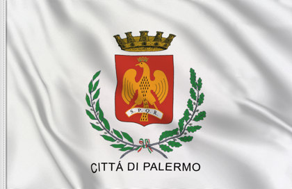 Flag Palermo institutional