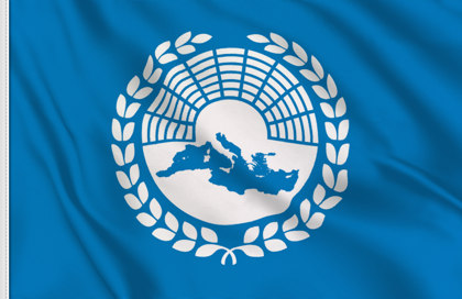 Flag Parliamentary Assembly Mediterran