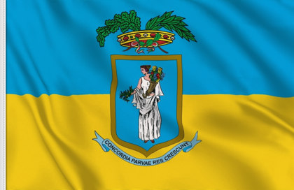Bandera Pordenone Provincia