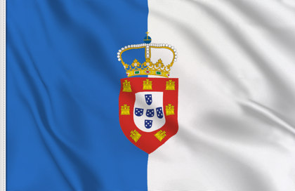 Bandera Reino de Portugal 1830