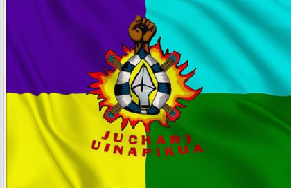 Flag Purepecha