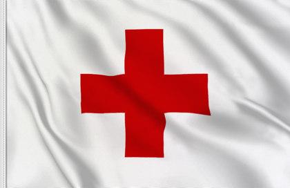 Flag Red Cross