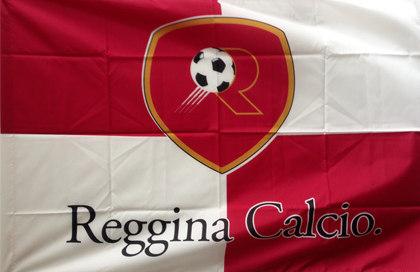 Bandera Reggina Calcio Scacchi