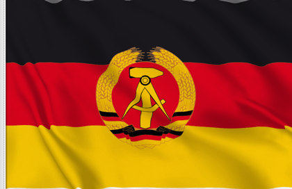 Flag German Democratic Republic