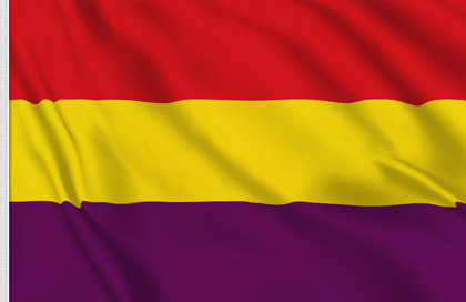 Flag Spanish Republic