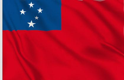 Bandera Samoa