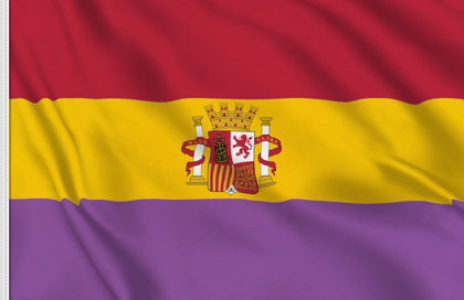Flag Second Spanish Republic