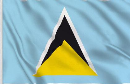Bandera Santa Lucia