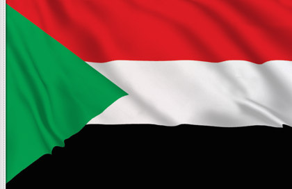 Flag Sudan
