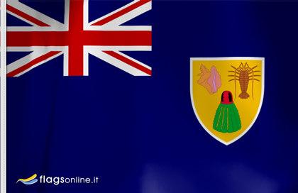 Bandera Turks Caicos