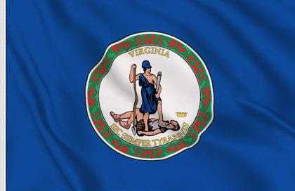 Flag Virginia