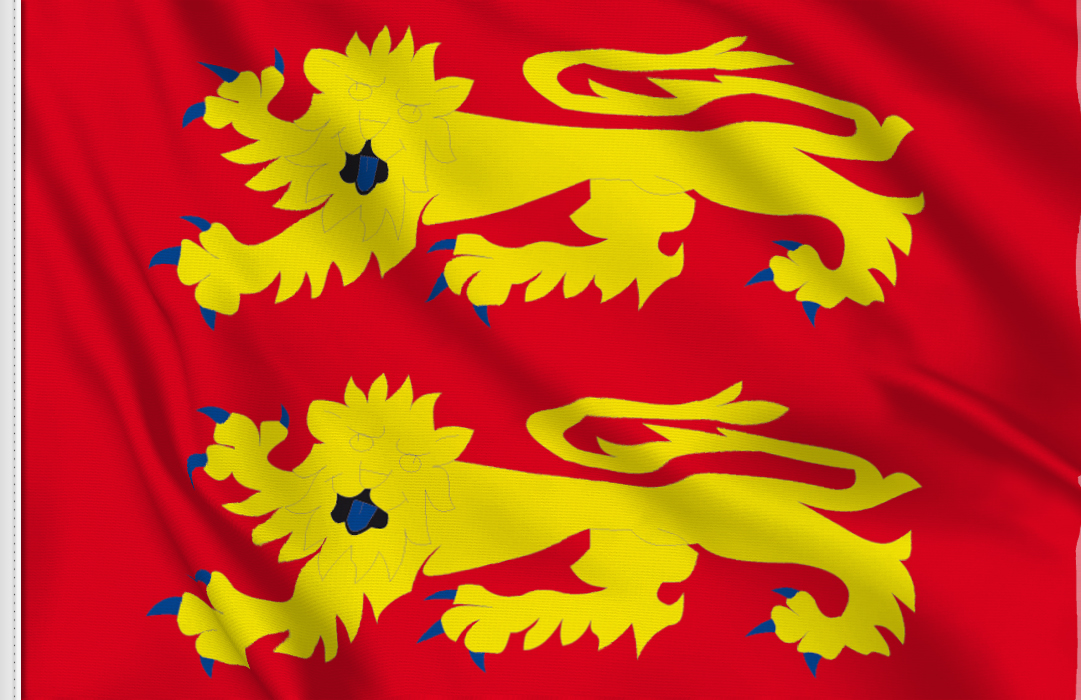 Lower-Normandie flag