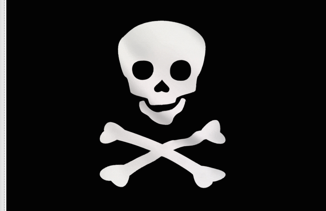 Bandiera Jolly Roger