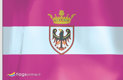 Trento-province official flag