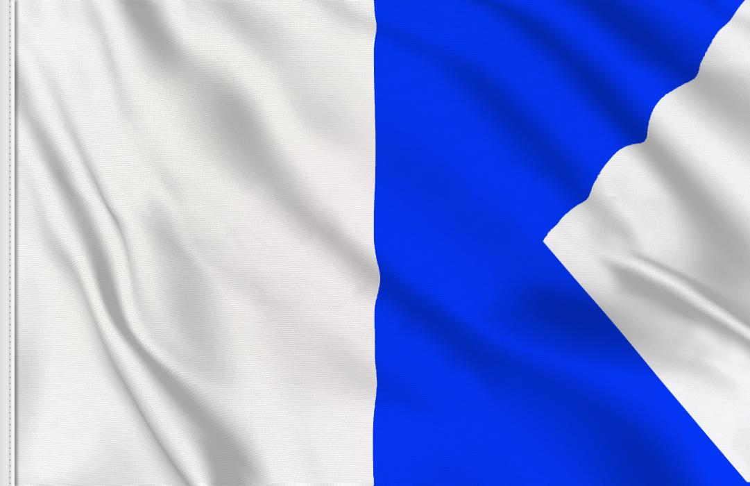 Letra A flag