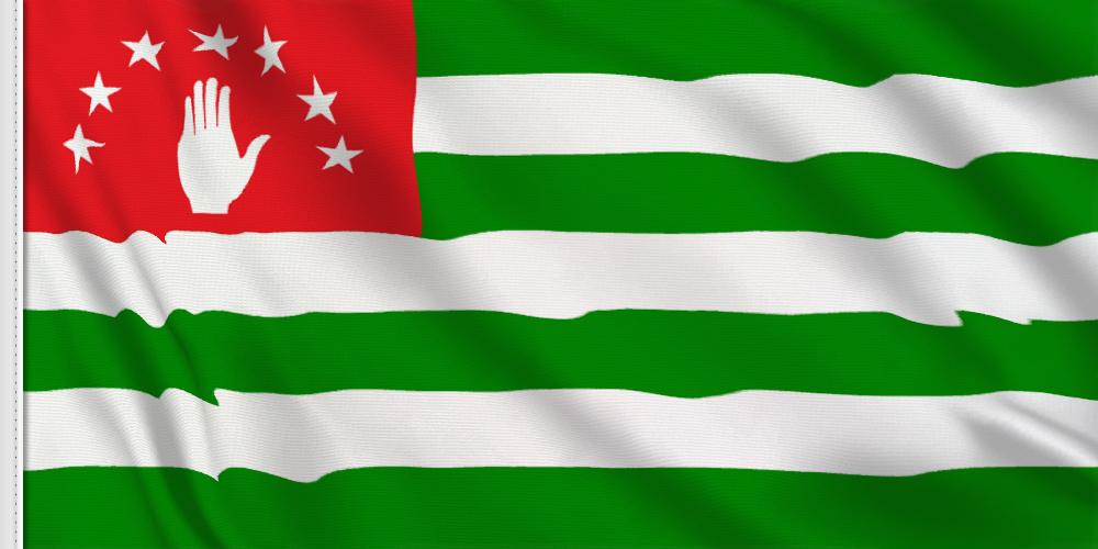 Abkhazia flag