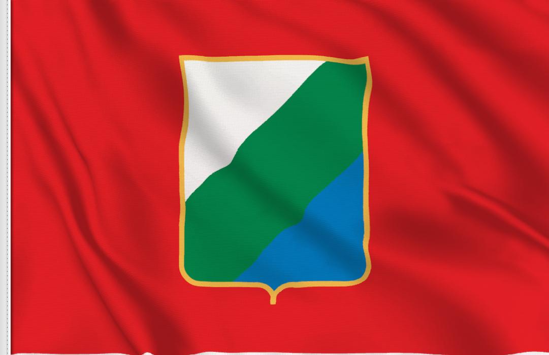 bandera pegatina de Abruzzo