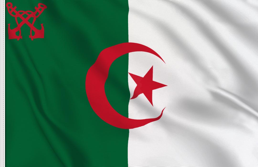 Argelia Marina Militar flag