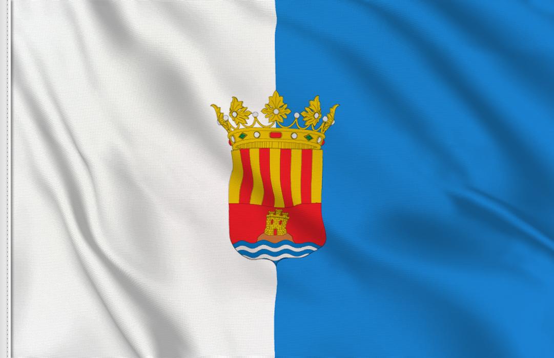 fahne Provinz Alicante, flagge von Alicante