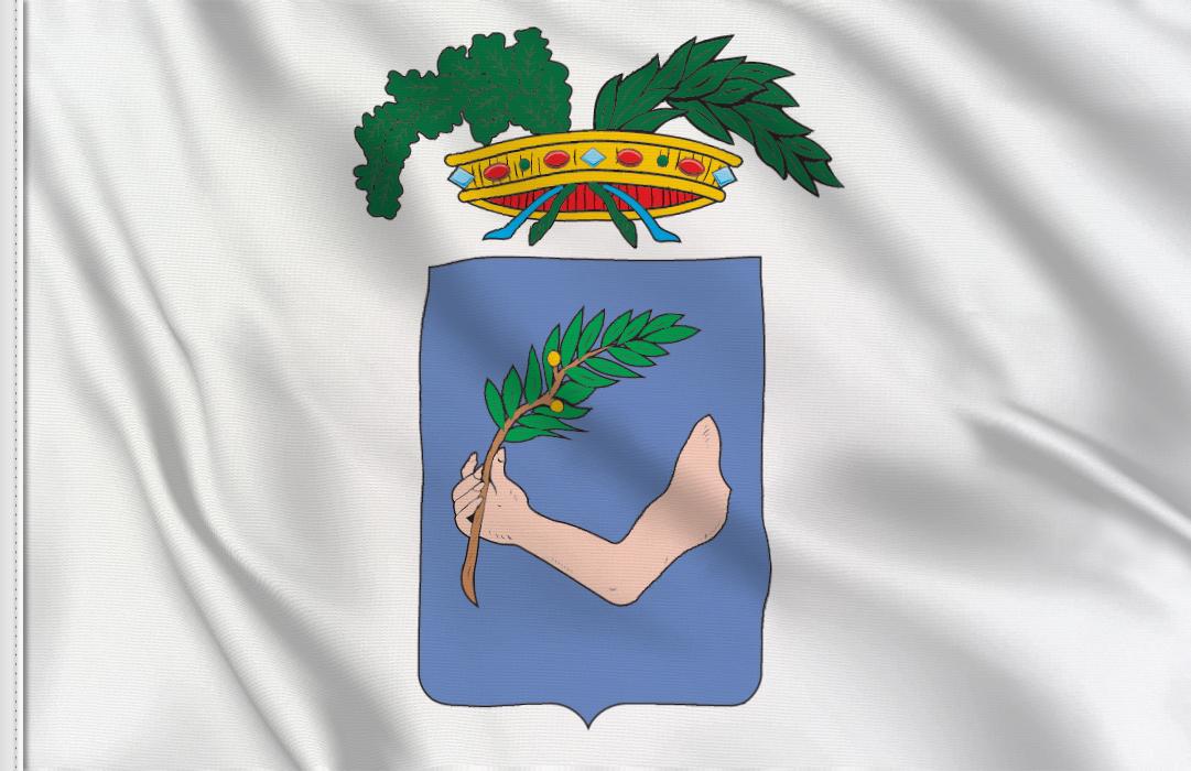 fahne Ancona Provinz, flagge von Ancona