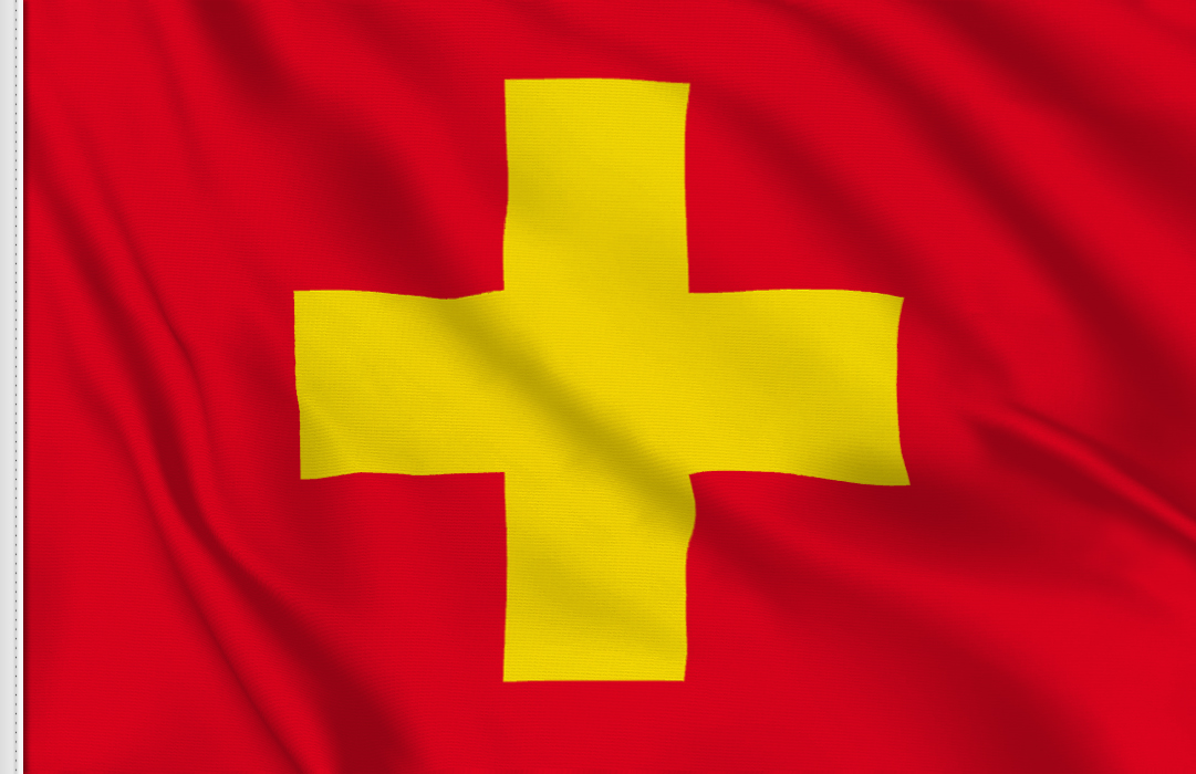 fahne Ancona, flagge von Ancona