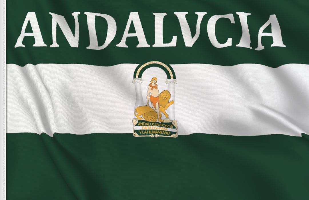 Andalusia-arbondaira flag
