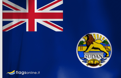 Anglo-Egyptian Sudan flag