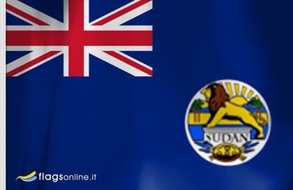 drapeau Soudan anglo-egyptien